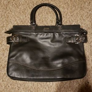 Franklin Covey leather bag